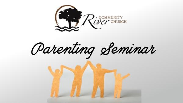 Parenting Seminar 2017 Part 1 Image